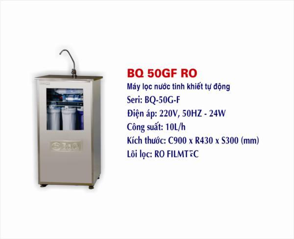 Máy lọc nước BQ 50GF RO