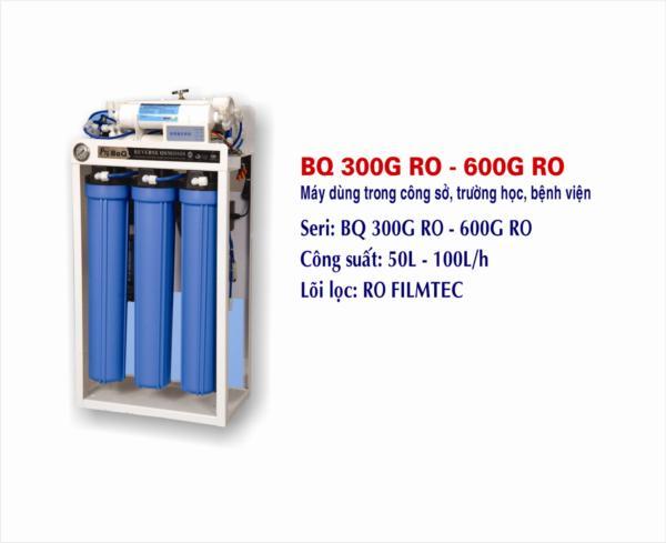 Máy lọc nước BQ 300G RO - 600G RO